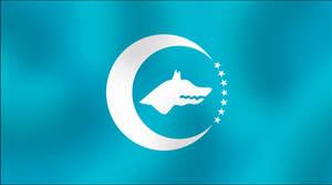 Turkic Union flag