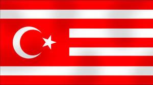 Flag of Western Turkestan