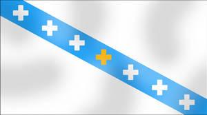 Alt. flag of Galicia by AY-Deezy