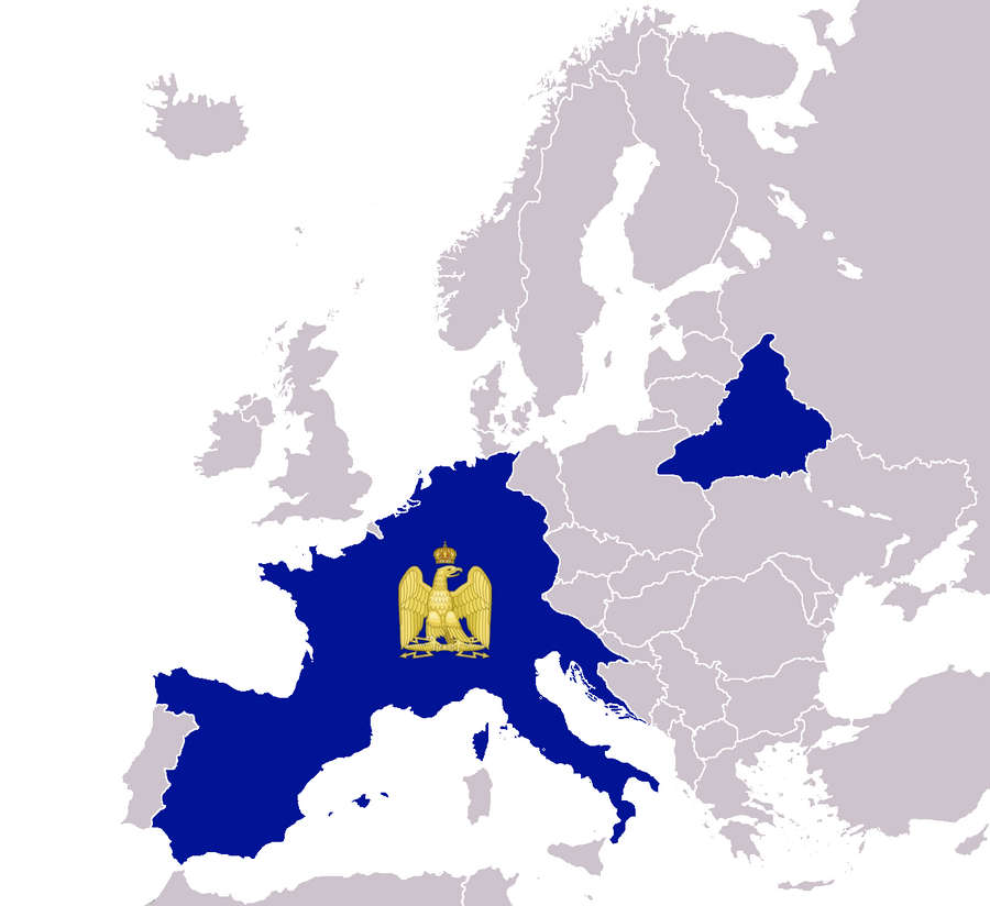 French Empire World Map Pictures to Pin on Pinterest ...