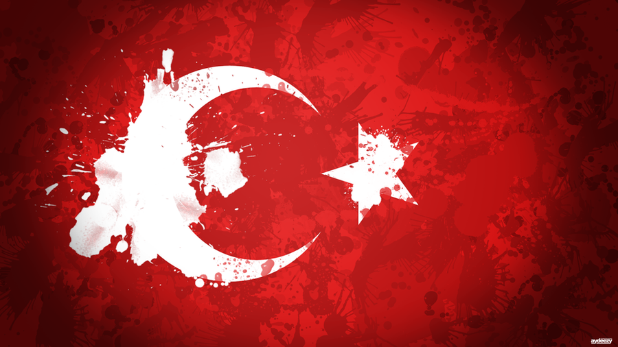 Turkish Flag By AY Deezy