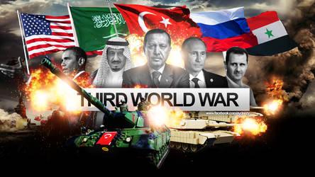 Third World War (?) by AY-Deezy