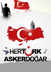 Her Turk Asker Dogar by AY-Deezy