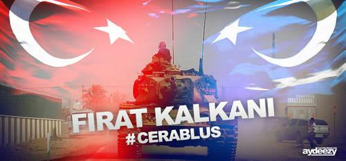 Firat Kalkani : Cerablus by AY-Deezy