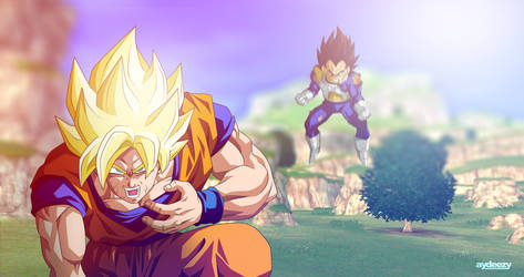 Dragonball Z by AY-Deezy