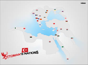 Ottoman's Nation by AY-Deezy