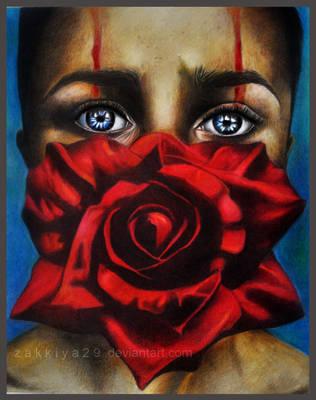 Roses Are Red by zakkiya29