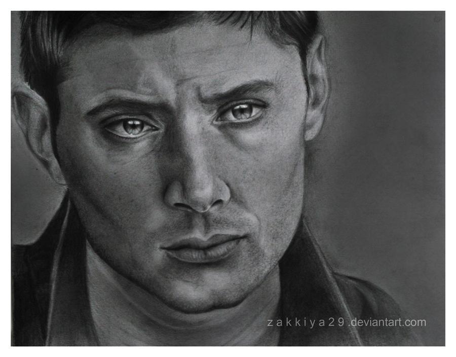 Jensen Ackles by zakkiya29