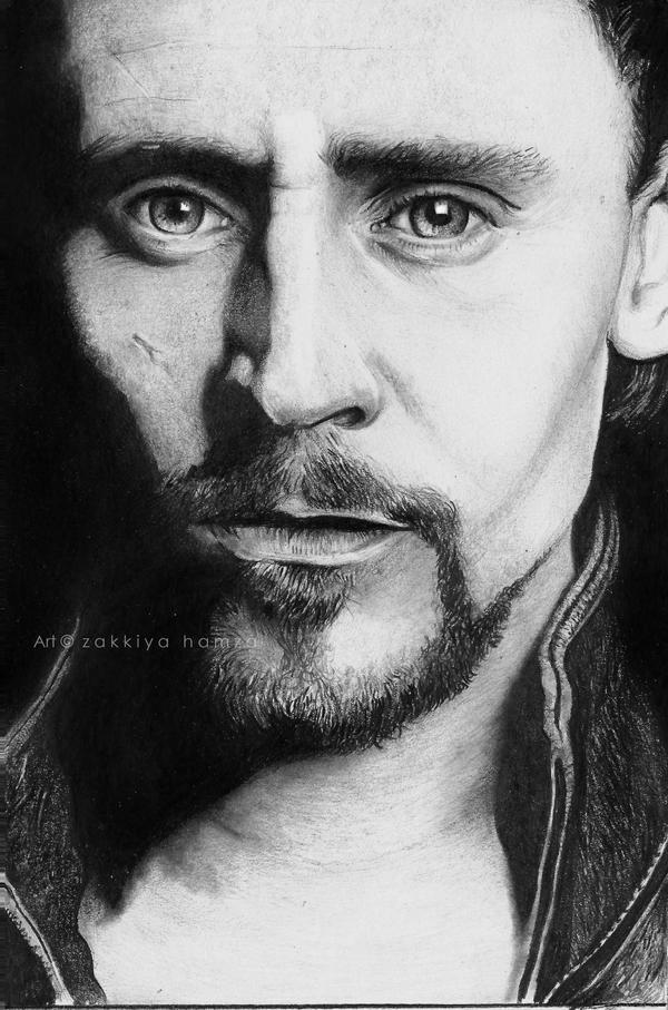 Mr.Tom Hiddleston by zakkiya29