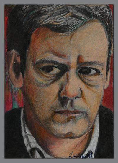 Series Sherlock ATC3-Lestrade by zakkiya29