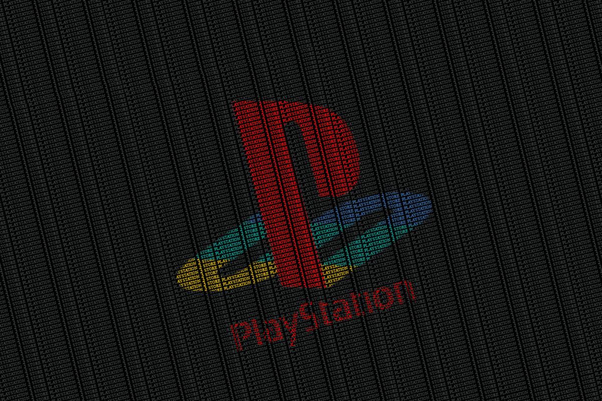 Playstation Typo Logo By Equivalant On DeviantArt