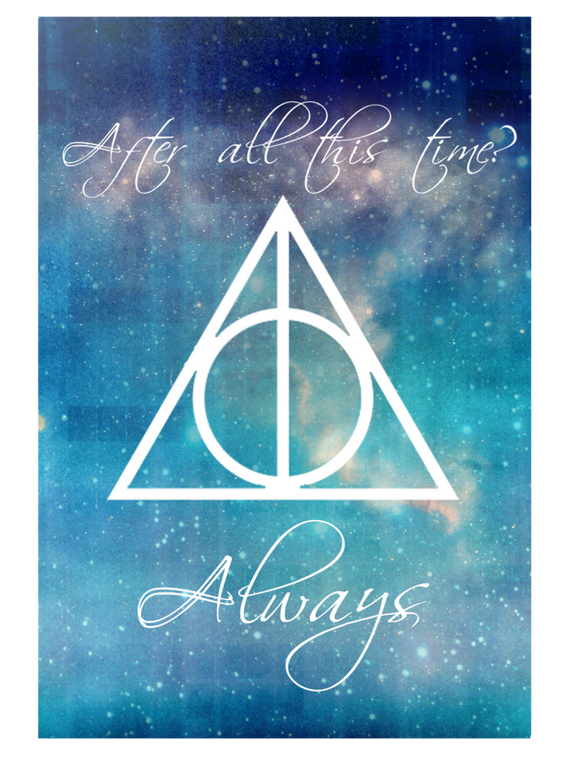 deathly hallows always - photo #1