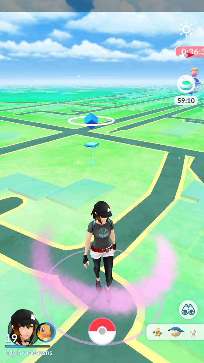 best Pokemon go glitch ever! by AliceAduraiceMTMB on DeviantArt