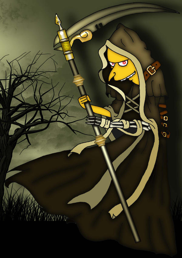 Assasin Burns by orl-graphics