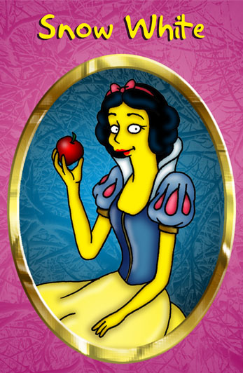 Snow White by orl-graphics