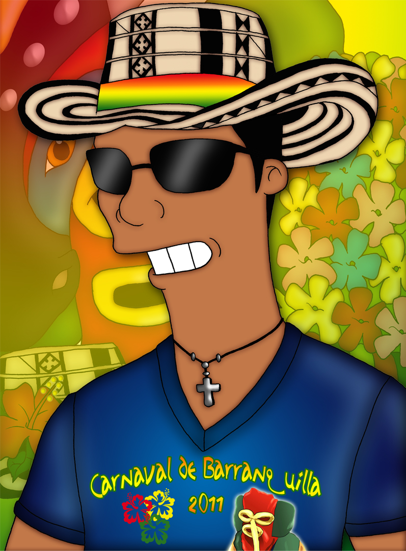 Orlando en Carnaval by orl-graphics