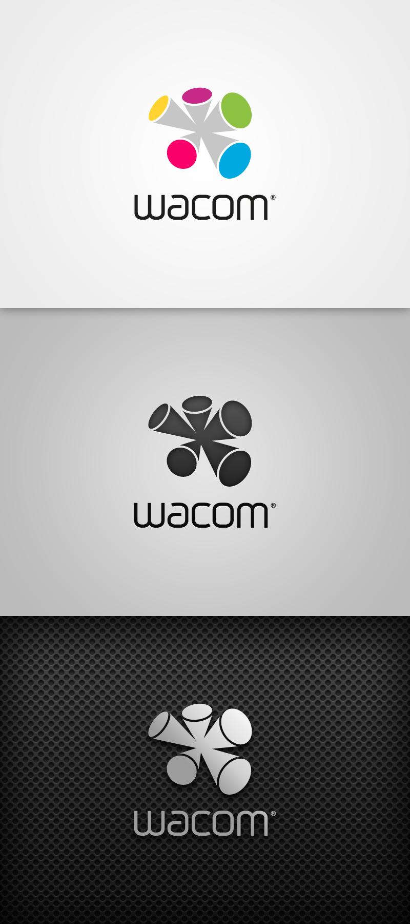 Wacom Logo Revisited