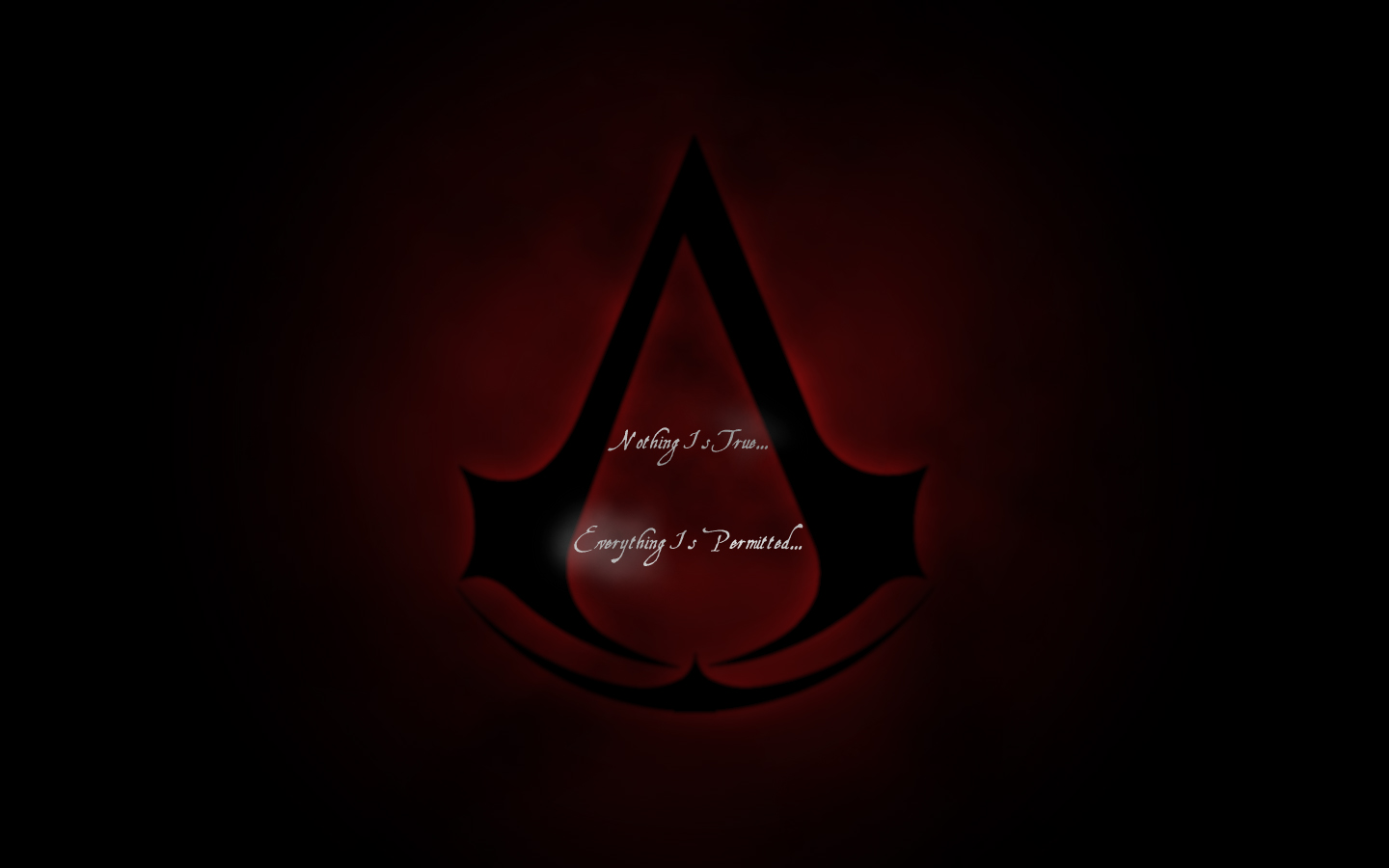 Assassins Creed Logo By Shinkent