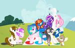 Pony Twister by OhLilyLover