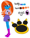 Sunrise Sparkle's EG Color Guide(Request) by OhLilyLover