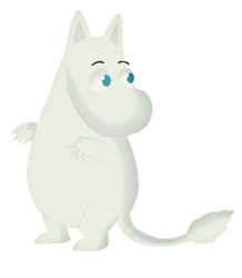Moomin by Kylie-K