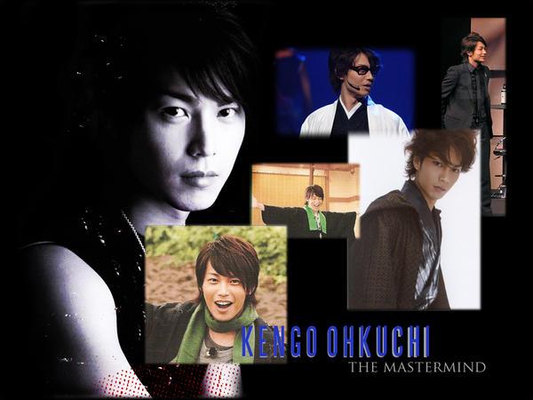 Ohkuchi Kengo blog