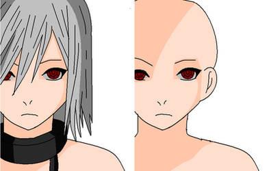 Anime Base 1 - Normal Skin by CrushedInProgress