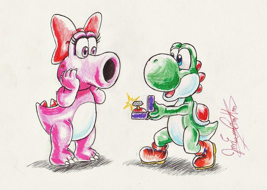 birdo and yoshi relationship quotes