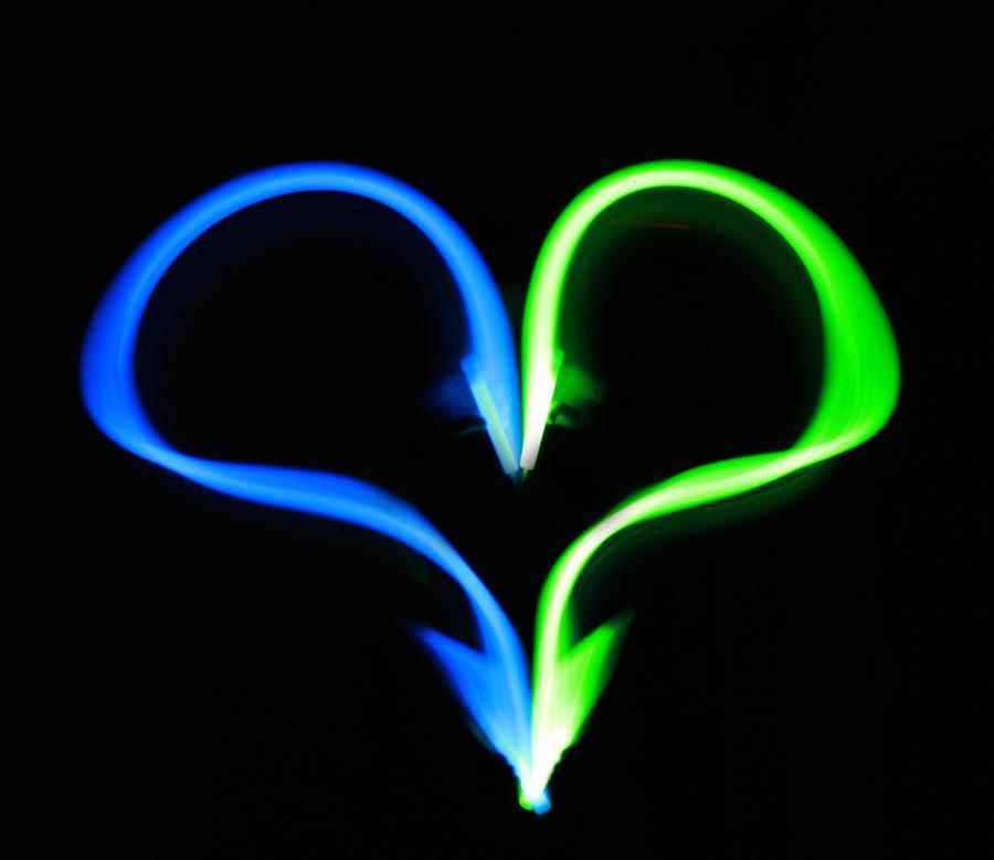 Groove Heart by Laufoo