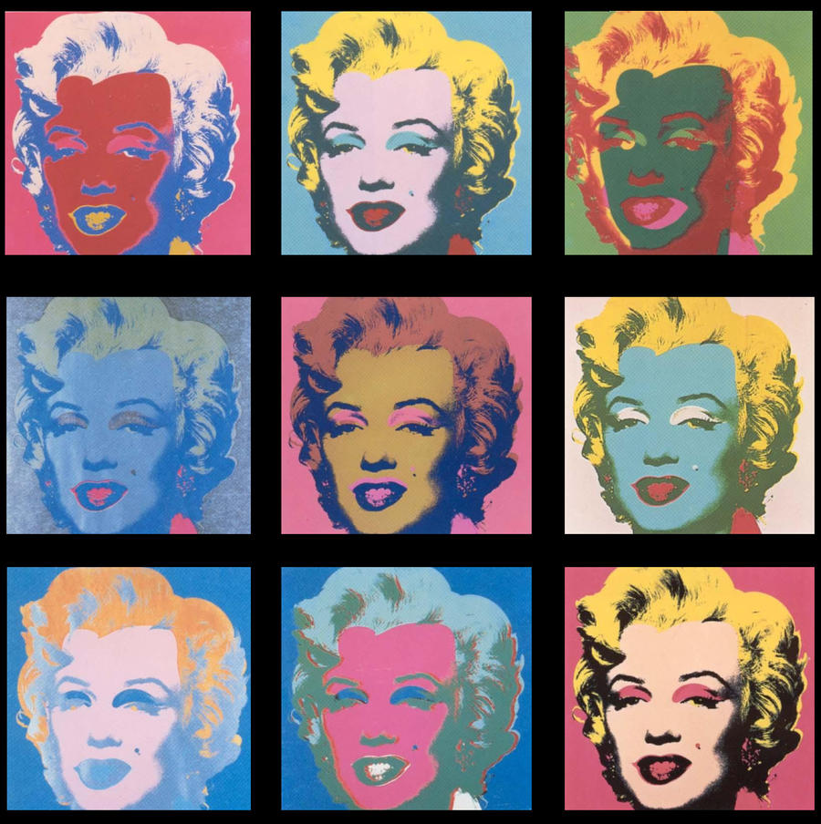 pop art by jluk