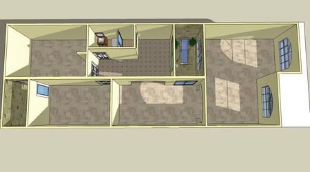 Floor View by efrain3