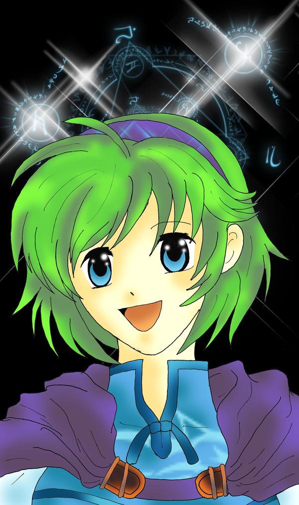 Nino -Fire Emblem- by NecroNaglfar