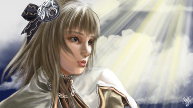 Pyrrha by NecroNaglfar