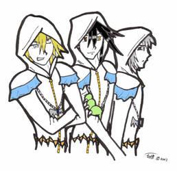 Gavin, Zenith, and Apox