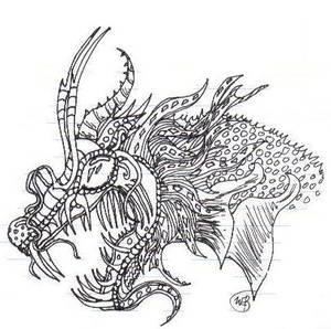 Weird Dragon Thingy