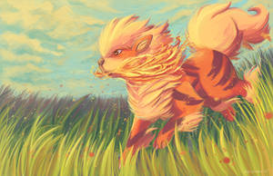 Legendary Pokemon by azurimon