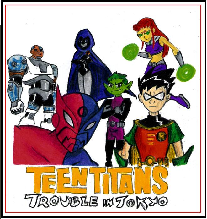 Teen Titans Wiki FANDOM powered by Wikia