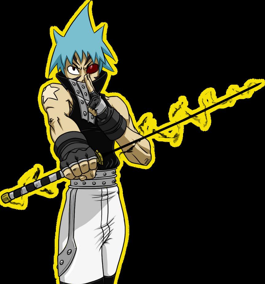 Tsubaki Enchanted Sword Mode by naldridge
