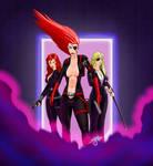 Assassins Unite by naldridge