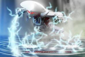 Tekken 2s Yoshimitsu by naldridge