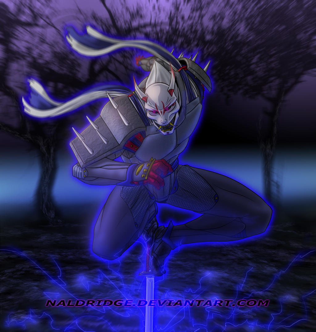 Tekken 1s Yoshimitsu by naldridge on DeviantArt
