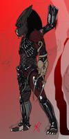 Alien Predator Armor
