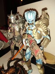 Enforcer and Blue