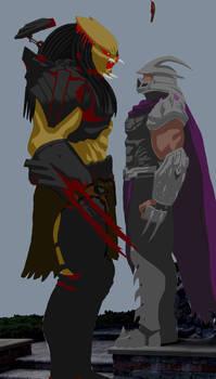 Versus: PredatorxShredder