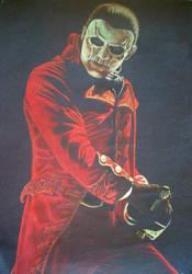 'Red Death' Phantom by EuroFoxx