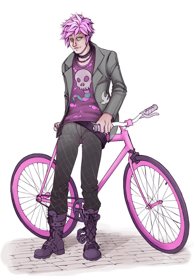 Hipster Unknown by Margot-san