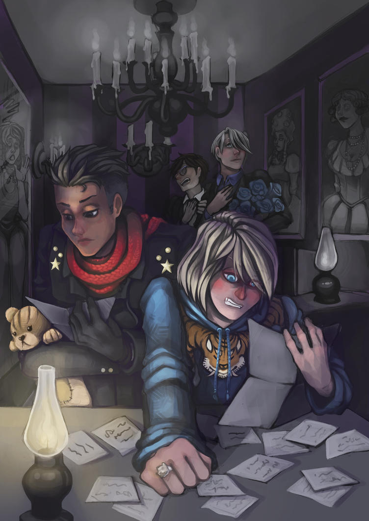 Escape room by Margot-san