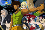 Fairy Tail: Changing Fear poster