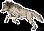 Sticker - Freya