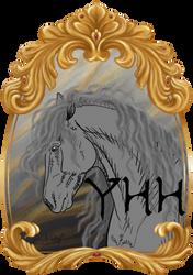 YHH: Ornament portrait - OPEN